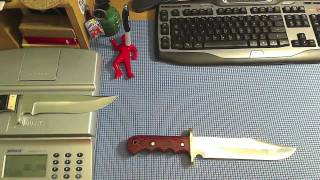 Large Cheap Bowie Knives
