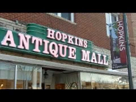 Hopkins Antique Mall Tour