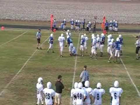 Frenship Terra Vista Middle School  vs Canyon-Randall 7th gr A      10-20-09