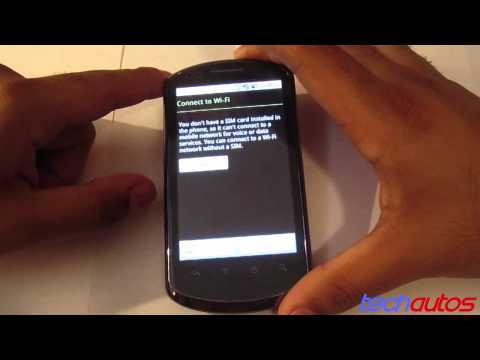 Huawei Ideos X5 U8800 Unboxing & Hands-on