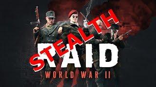 Raid World War II Beta - odin's fall stealth