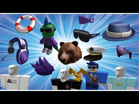 Roblox Event 2016 - The Free Prize Giveaway Obby - Getting All Items (Ended!)