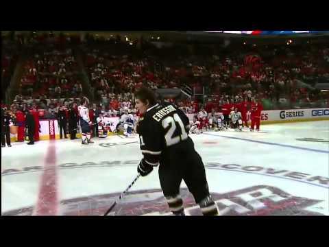 NHL: 2011 Skills Competition -  Loui Eriksson