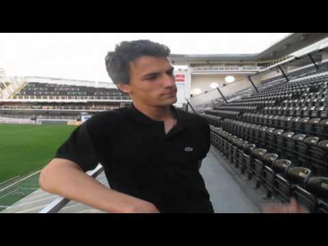 Rodrigo Possebon é novo reforço do Santos