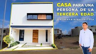 CASA PARA UNA PERSONA DE LA TERCERA EDAD | OBRAS AJENAS | PARTE 1