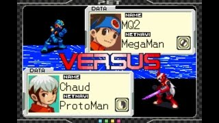 Mega Man Battle Chip Challenge - Part 18: Master Class [2/2] & Ending