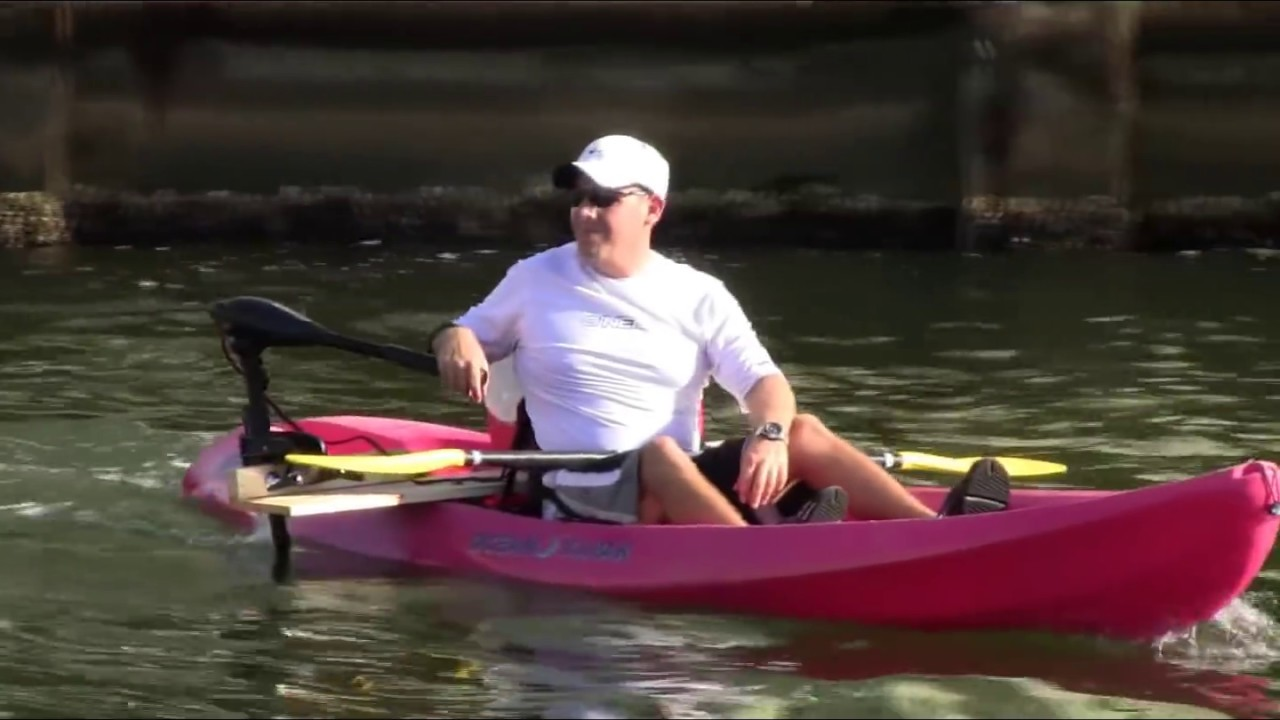 55 lbs Electric Trolling Motors for Kayaks $199