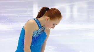 Елизавета Осокина Произвольная программа Кубок России 2020 21 Четвертый этап