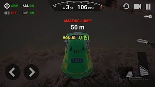 Ultimate Car Driving Simulator Amazing Jump Offroad Android Gameplay FHD