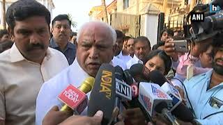 Karnataka elections 2018: BS Yeddyurappa casts his vote
