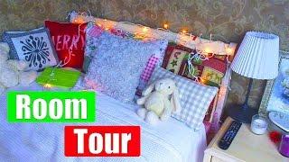 ROOM TOUR 2016 // МОЯ КОМНАТА / Рум тур на русском / влог