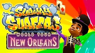 Subway Surfers World Tour #8 (New Orleans) | Android Gameplay | Friction Games