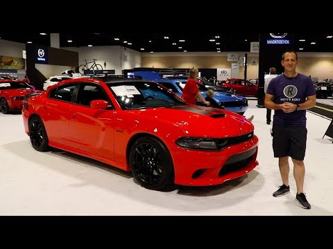 Is the 2019 Dodge Charger Daytona a watered down Hellcat Redeye?