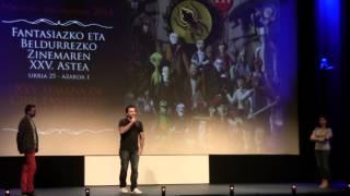 Julien Maury presents Aux Yeux des Vivants