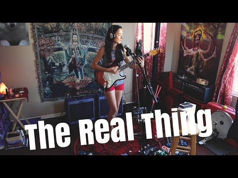 "Diana Rein - One Woman Band - ""The Real Thing"" (Live Studio Recording)"