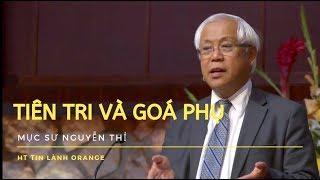Radio Tin Lành - Tiên Tri Và Goá Phụ - Mục sư Nguyễn Thỉ