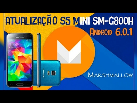 review do android 6 0 1 marshmallow oficial galaxy s5 mini g800h youtube. Black Bedroom Furniture Sets. Home Design Ideas