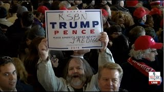 LIVE Stream: President-Elect Trump Rally for John Kennedy in Baton Rouge 12/9/16