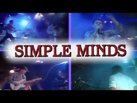 """Simple Minds - """"RockPop In Concert"""" Dortmund 1984"""