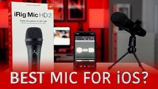 iRIG MIC HD 2 (Apple iPhone, iPad, MAC and PC)