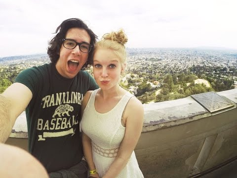 Taking you around the city of angels on our last day in LA
