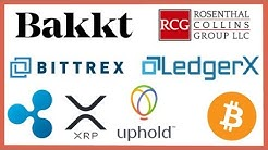 Bakkt Acquisition - Bittrex OTC Desk - LedgerX Bitcoin Volatility Index - Ripple Uphold & Mercury FX
