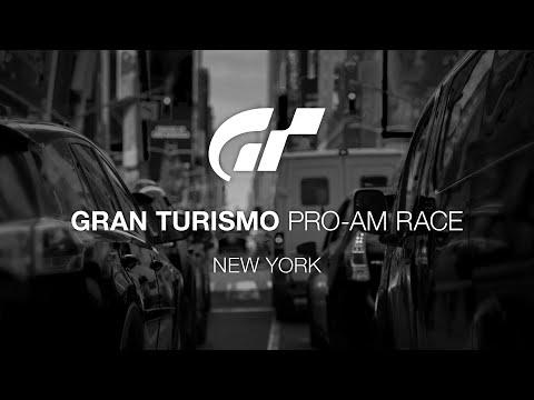 [English] Gran Turismo Pro-Am Race: New York