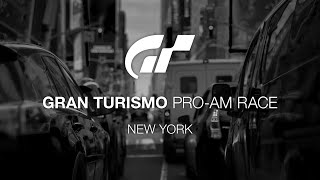 [English] Gran Turismo Pro-Am Race: New York