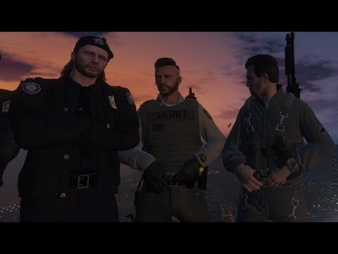 On duty (kinda sick so won't be talking much)! | Billy/Anthony | GTA Legacy Police RP India
