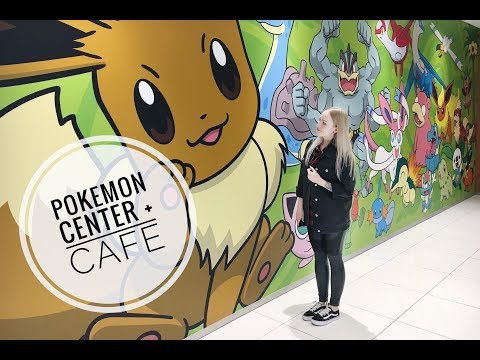 Pokemon Center Tokyo 2018 + Pokemon Cafe | Pokemon Center Mega Tokyo, DX + Skytree Town