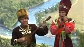 Altai Kai ( Tuva Throat Singing ) - Karasu