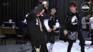[BANGTAN BOMB] 흥겨운 슙&진&국의 춤사위