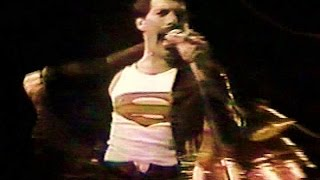 Queen: We Will Rock You (Fast)/Let Me Entertain You 3/20/1981
