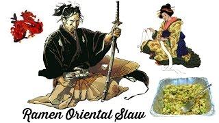 Ramen Oriental Slaw
