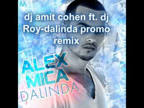 Dj Amit Cohen Ft. Dj Roy-dalinda Promo Remix