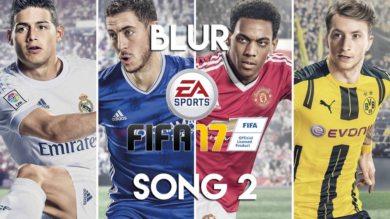 Blur - Song 2 (Madeon Remix) (FIFA 17 Gameplay Trailer)