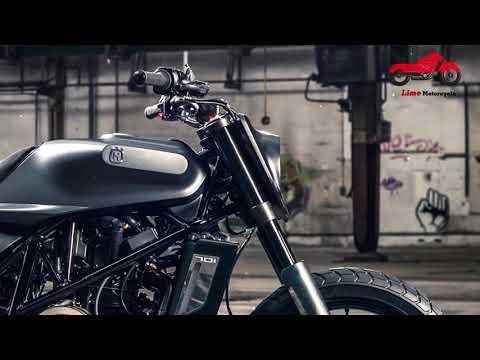 HUSQVARNA SVARTPILEN  FOR  - New   Model | Lime Motorcycle