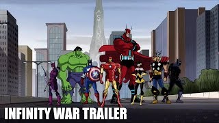 Avengers: Infinity War Animated Trailer