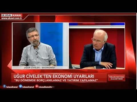 Televizyon Gazetesi- 18 Mayıs 2018- Uğur Civelek- Halil Nebiler- Ulusal Kanal