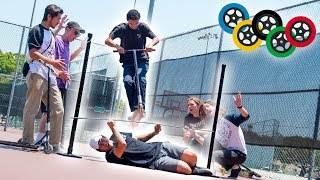 Scooter Olympics - High Jump!! │ The Vault Pro Scooters