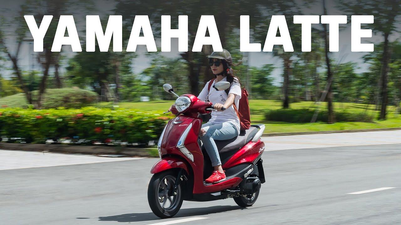 Trải nghiệm Yamaha Latte 125: chiếc xe tay ga hiện đại dành cho phái nữ