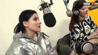 Группа Серебро на радио Mix FM 102 7 FM Рига