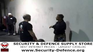 Choke Hold Defence - Self-Defence Training Video