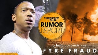 Ja Rule Reacts To Fyre Festival Documentaries
