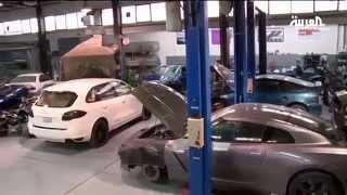 صناعة قطع غيار السيارات الرياضية بأيادي كويتية