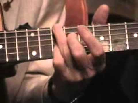 Sweet Georgia Brown Rhythm Guitar Chords Youtube