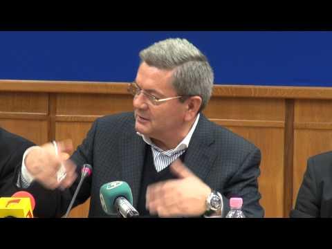Ministrul Ioan Rus spune la Pitesti ca va construi un drum expres pana in 2018