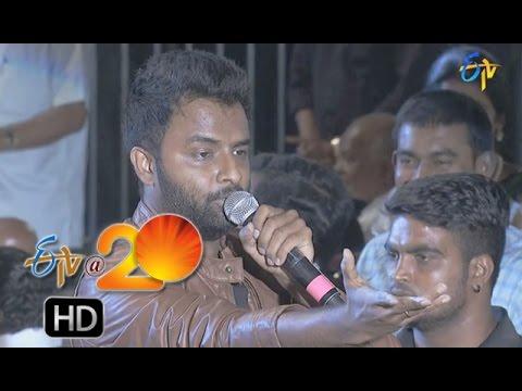 Hemachandra Performance - Lachamma Song in Nizamabad ETV @ 20 Celebrations