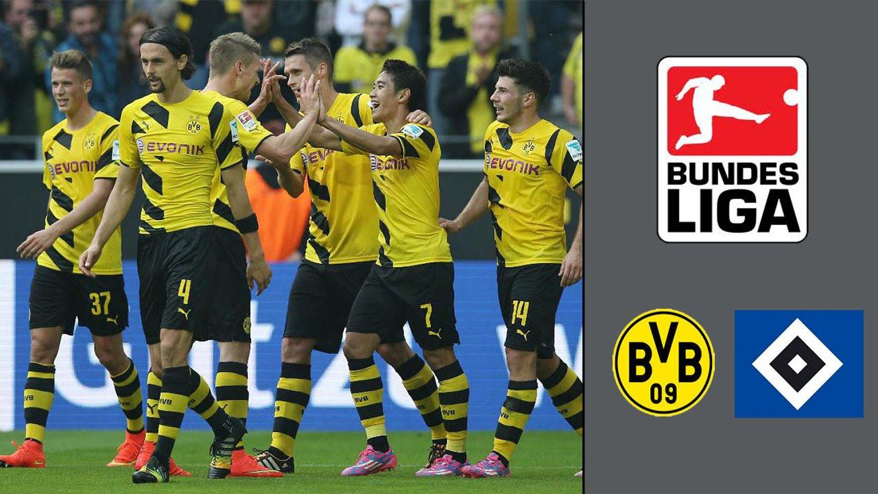 Hsv Vs Dortmund