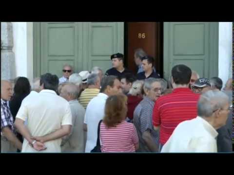 15-0706 Greek Bank Run